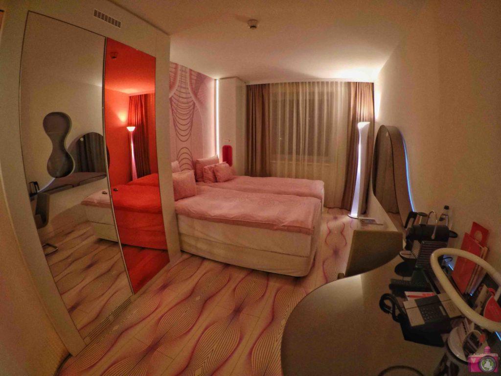 Nhow Berlin dove dormire a Berlino