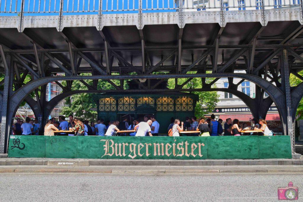 Dove mangiare a Berlino Burgermeister