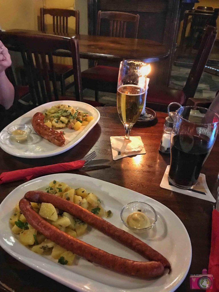 Dove mangiare a Berlino Sophieneck