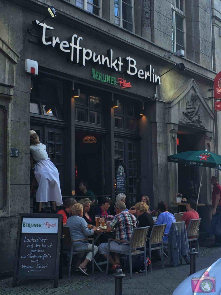 Dove mangiare a Berlino Treffpunkt Berlin