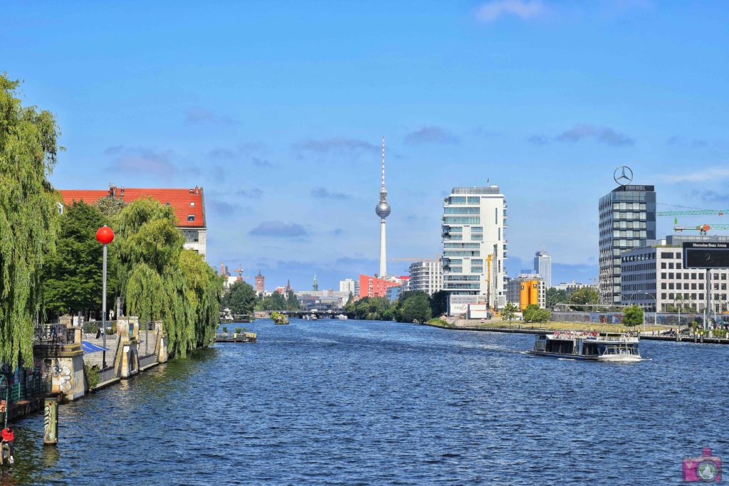 Visitare Berlino Oberbaumbrücke