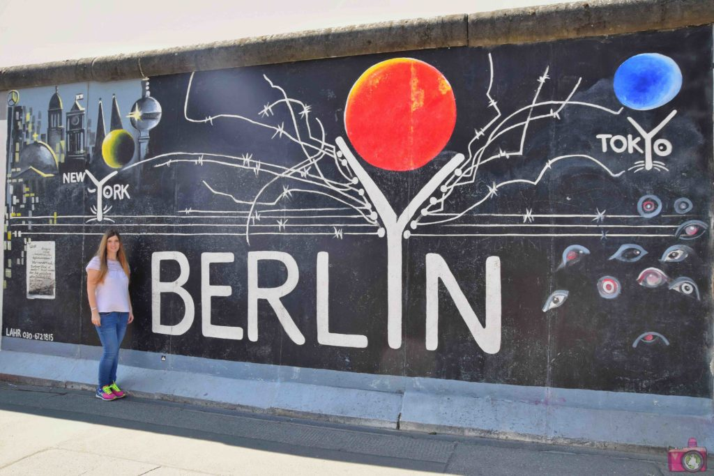 Visitare Berlino East Side Gallery