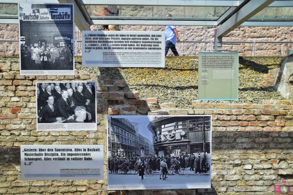 Visitare Berlino Topografia del Terrore