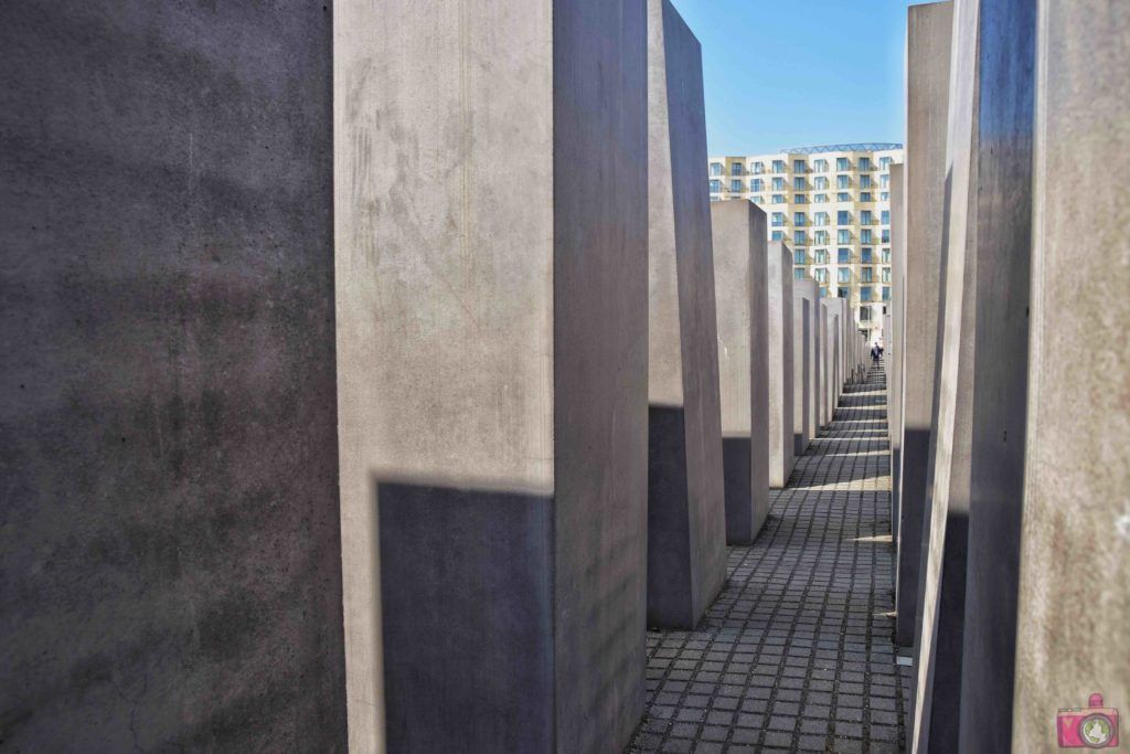 Visitare Berlino Memoriale dell'Olocausto