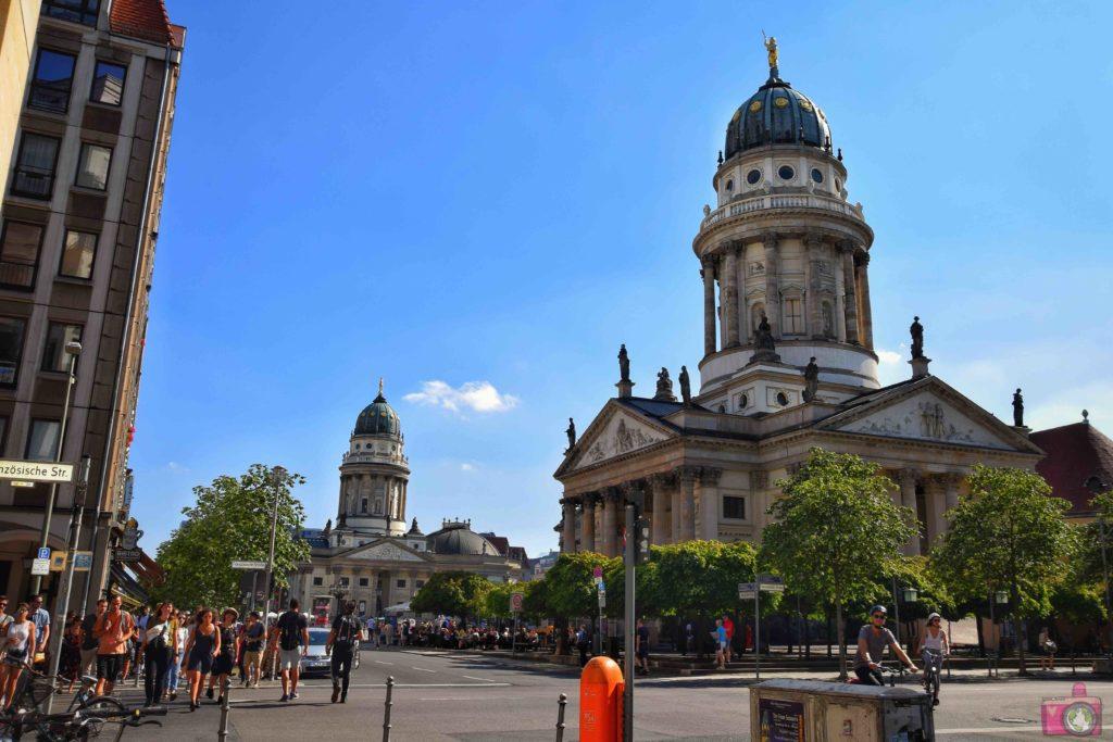 Visitare Berlino Gendarmenmarkt