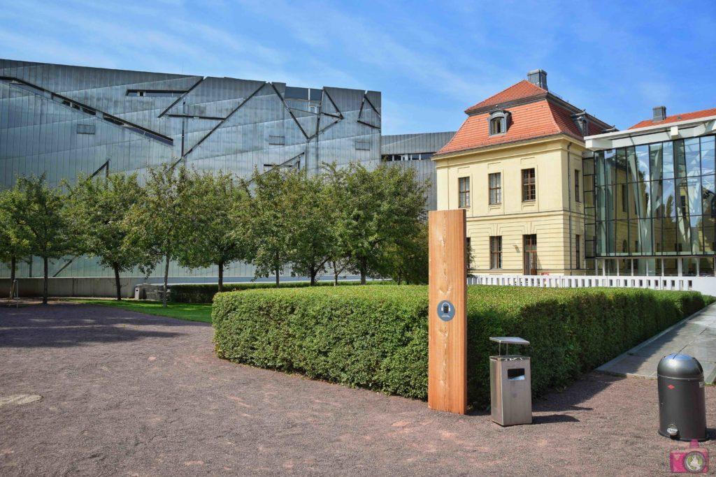 Visitare Berlino Museo Ebraico