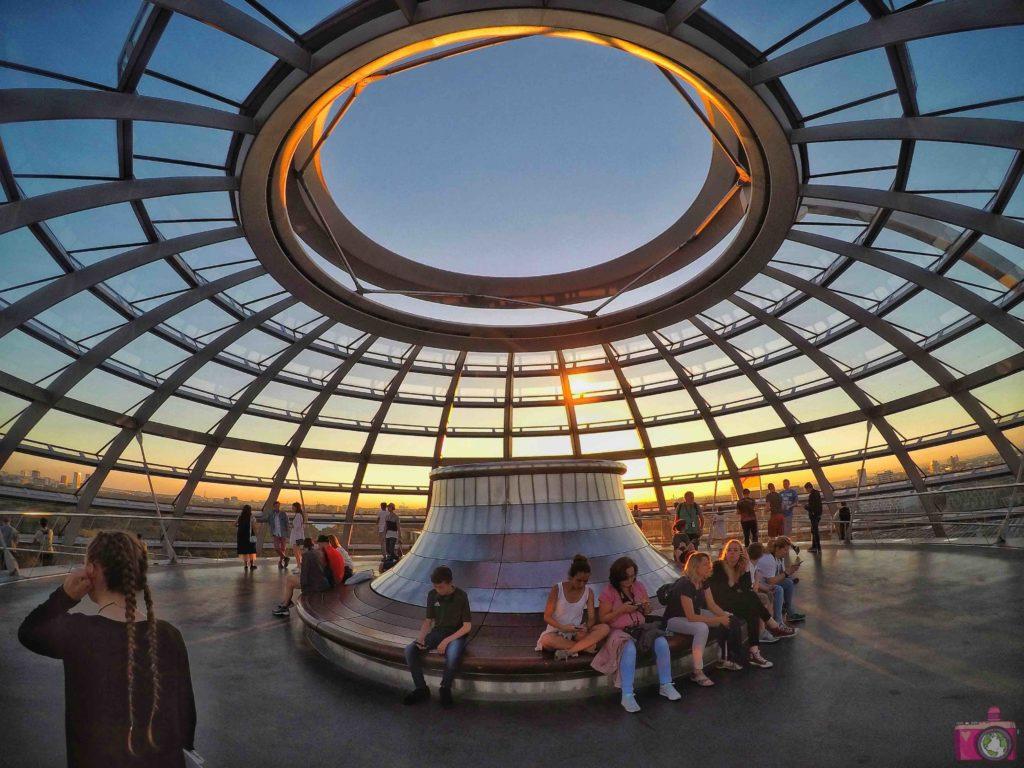 Visitare Berlino Reichstag