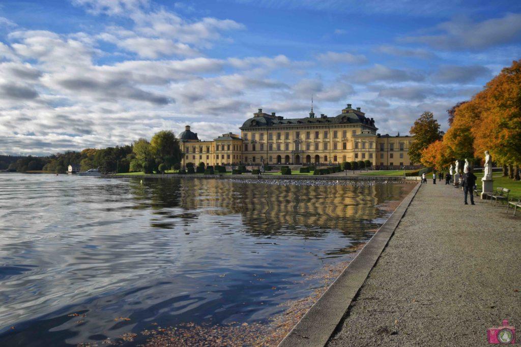 Cosa vedere a Stoccolma Castello di Drottningholm