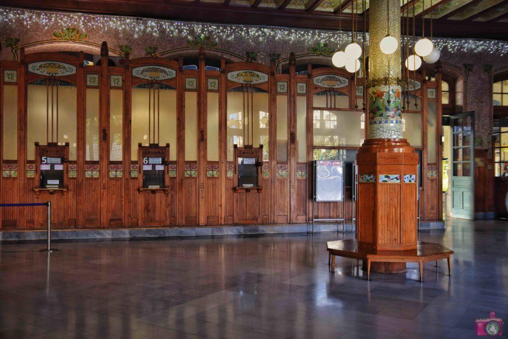 Cosa vedere a Valencia: Estación del Norte