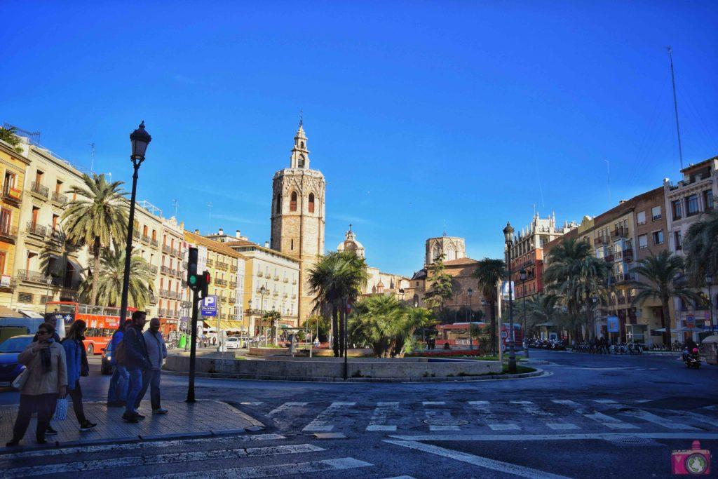 Cosa vedere a Valencia Plaza de la Reina
