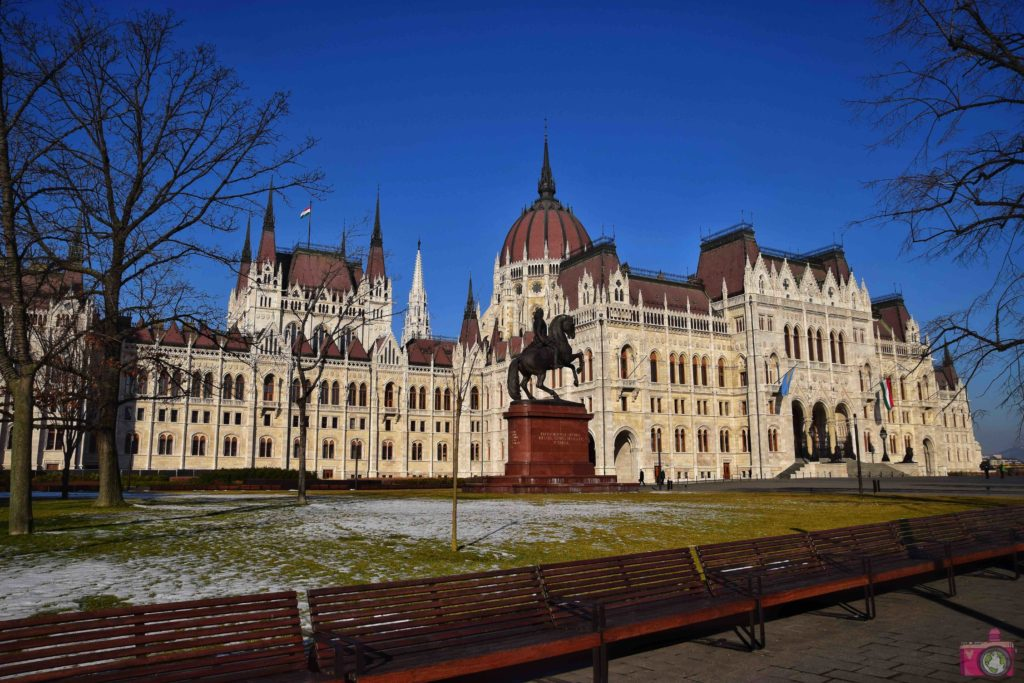 Visitare Budapest Parlamento ungherese