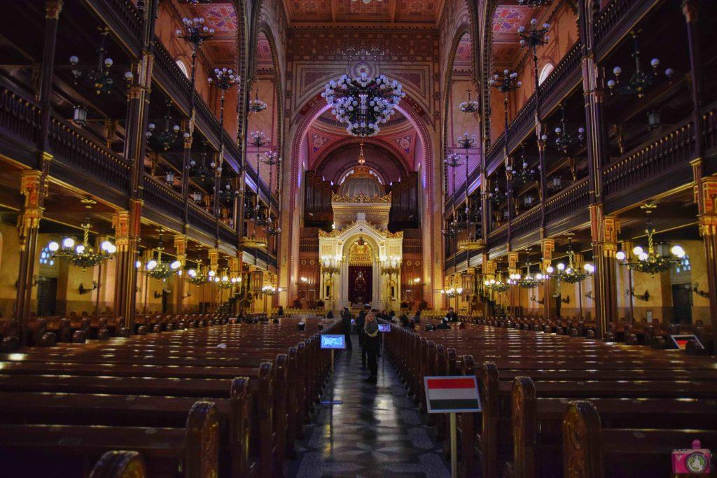 Visitare Budapest Grande Sinagoga