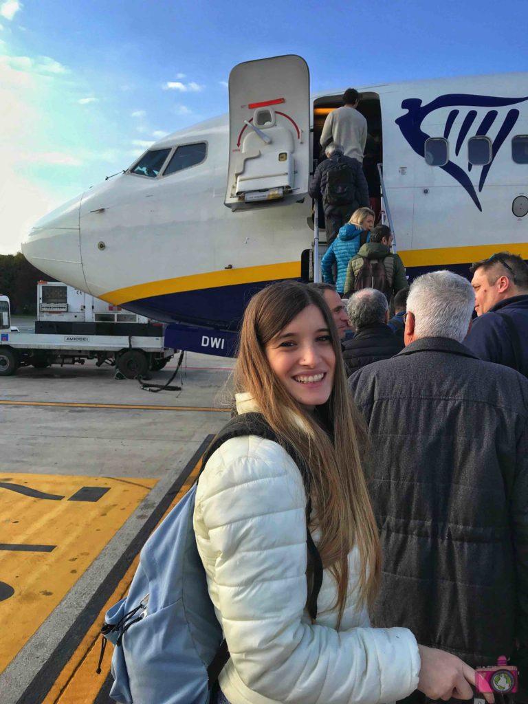 Come arrivare a Valencia Ryanair