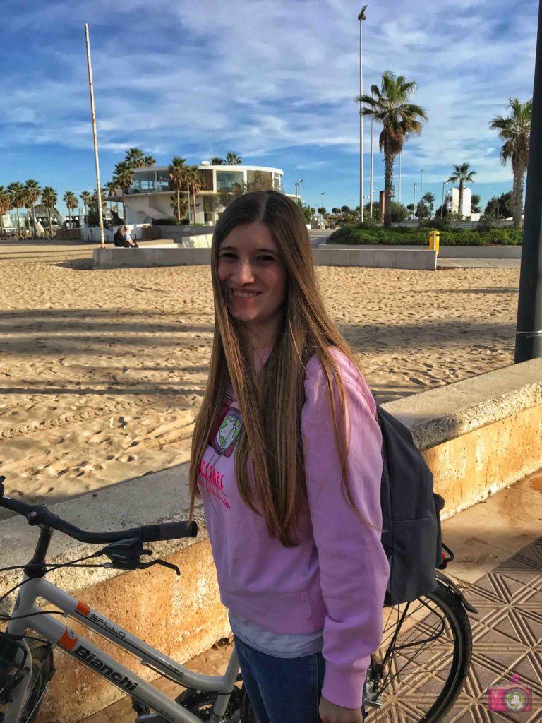 Come muoversi a Valencia bicicletta