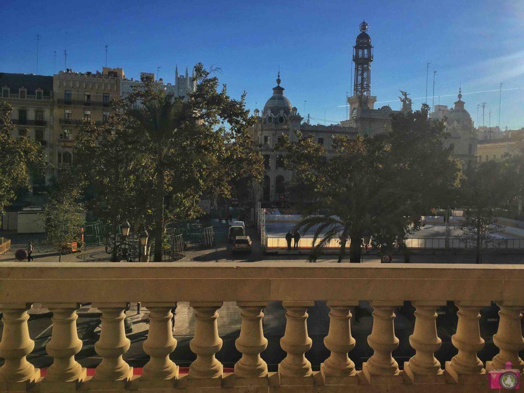 Cosa vedere a Valencia Ayuntamiento