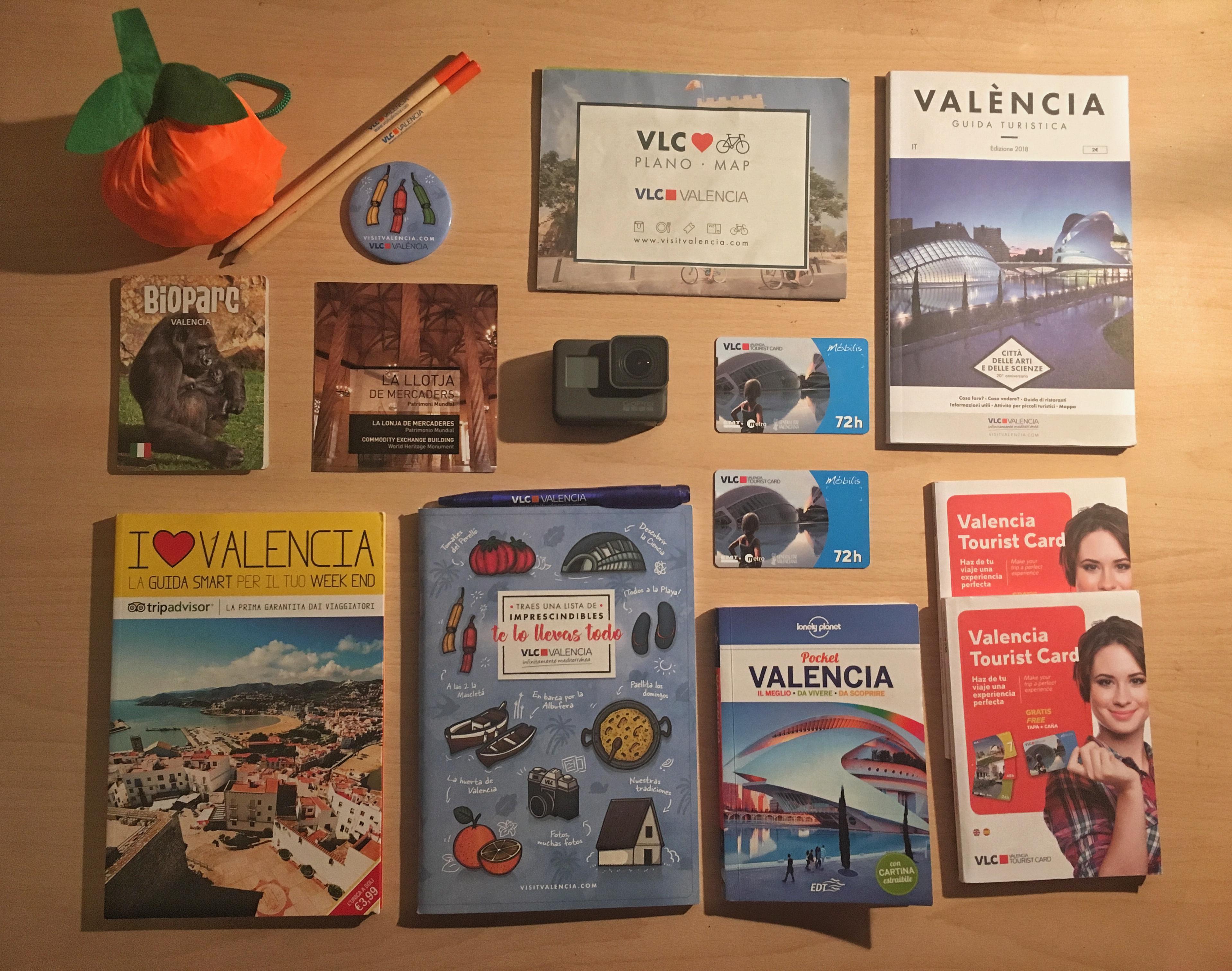 Visitare Valencia cosa vedere