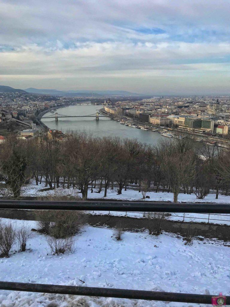 Visitare Budapest Citadella