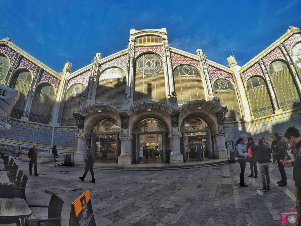 Cosa vedere a Valencia Mercat Central