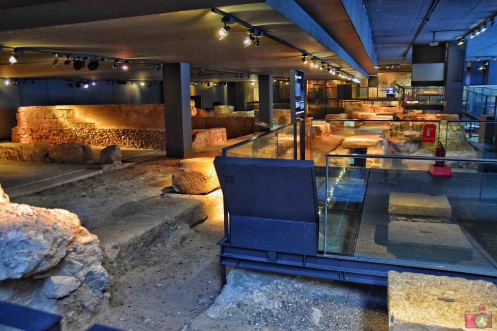 Cosa vedere a Valencia Centro Archeologico dell'Almoina