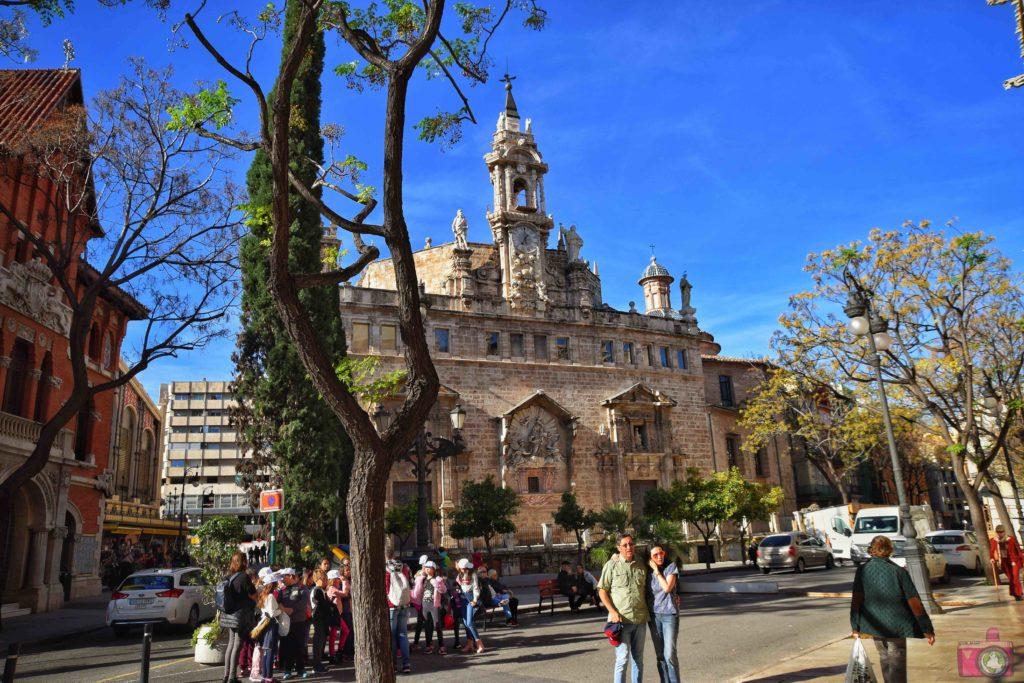 Cosa vedere a Valencia Real Parroquia de los Santos Juanes