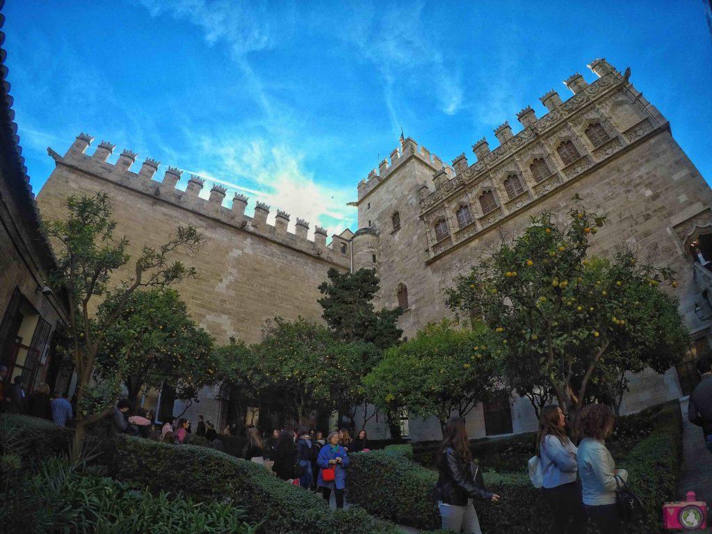 Cosa vedere a Valencia Lonja de la Seda