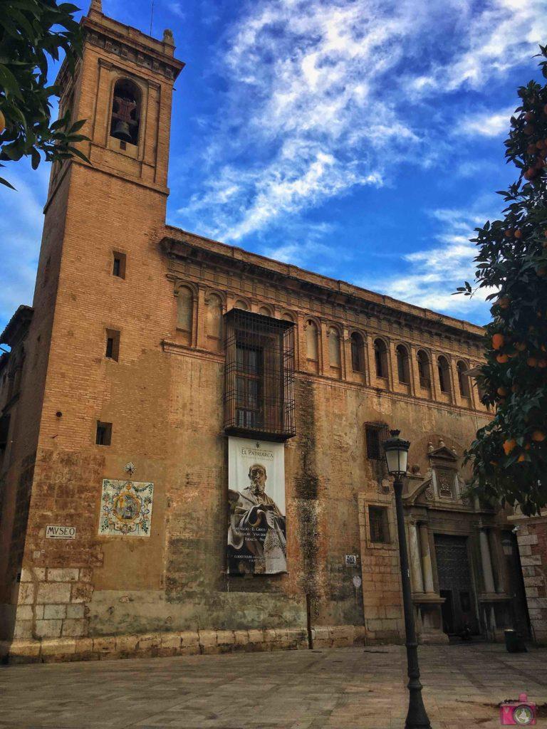 Cosa vedere a Valencia Museo del Patriarca