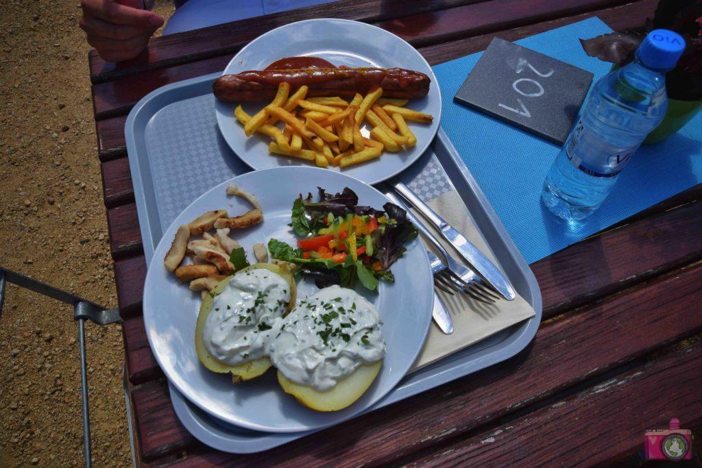 Dove mangiare a Potsdam Fredersdorf