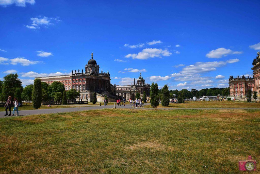 Cosa vedere a Potsdam Neues Palais