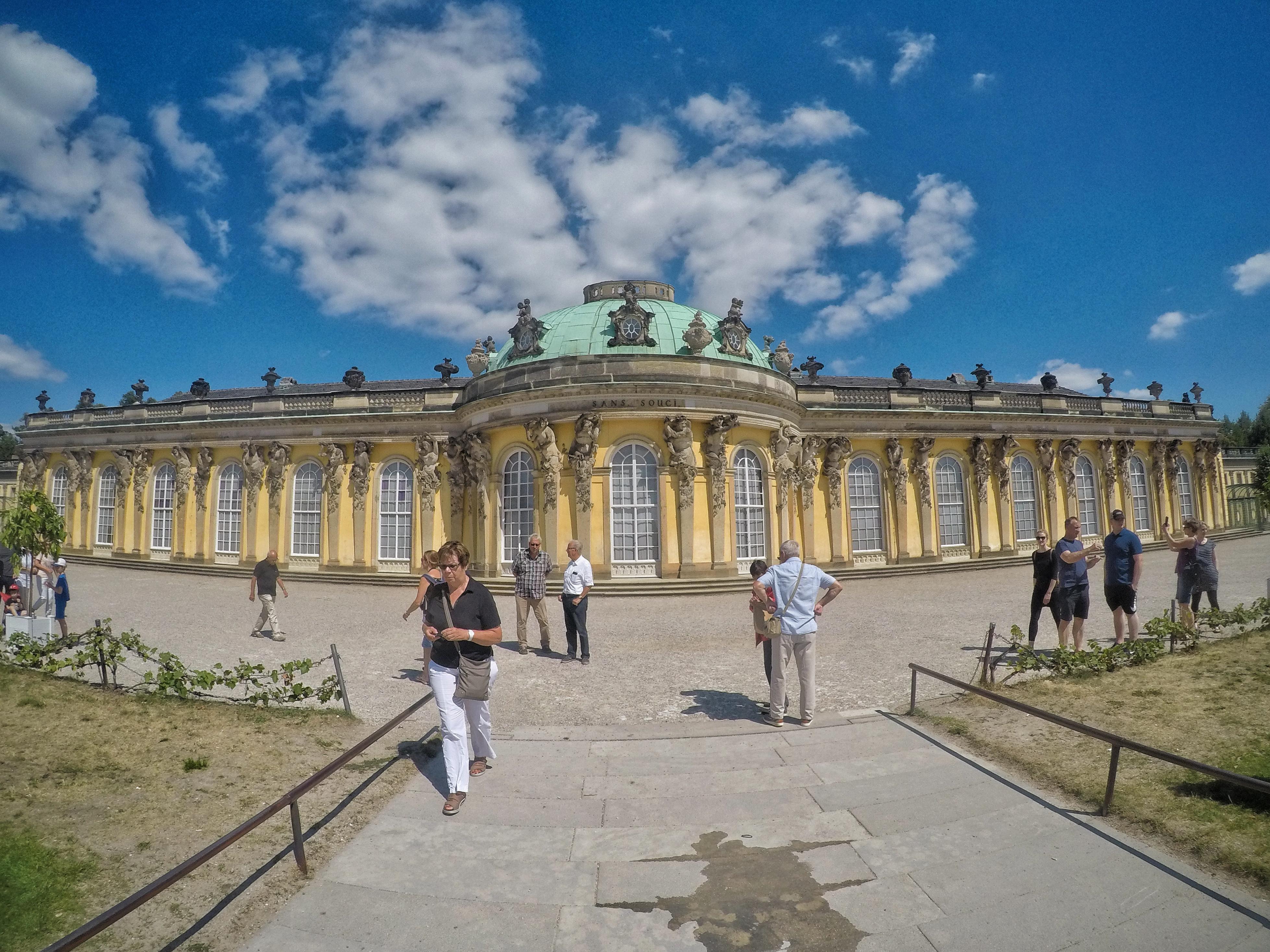 Visitare Potsdam cosa vedere