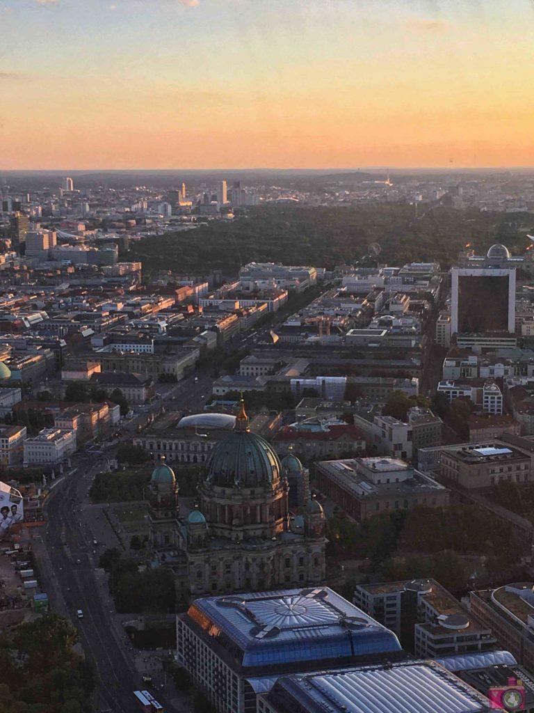 Cosa vedere a Berlino Torre della Televisione