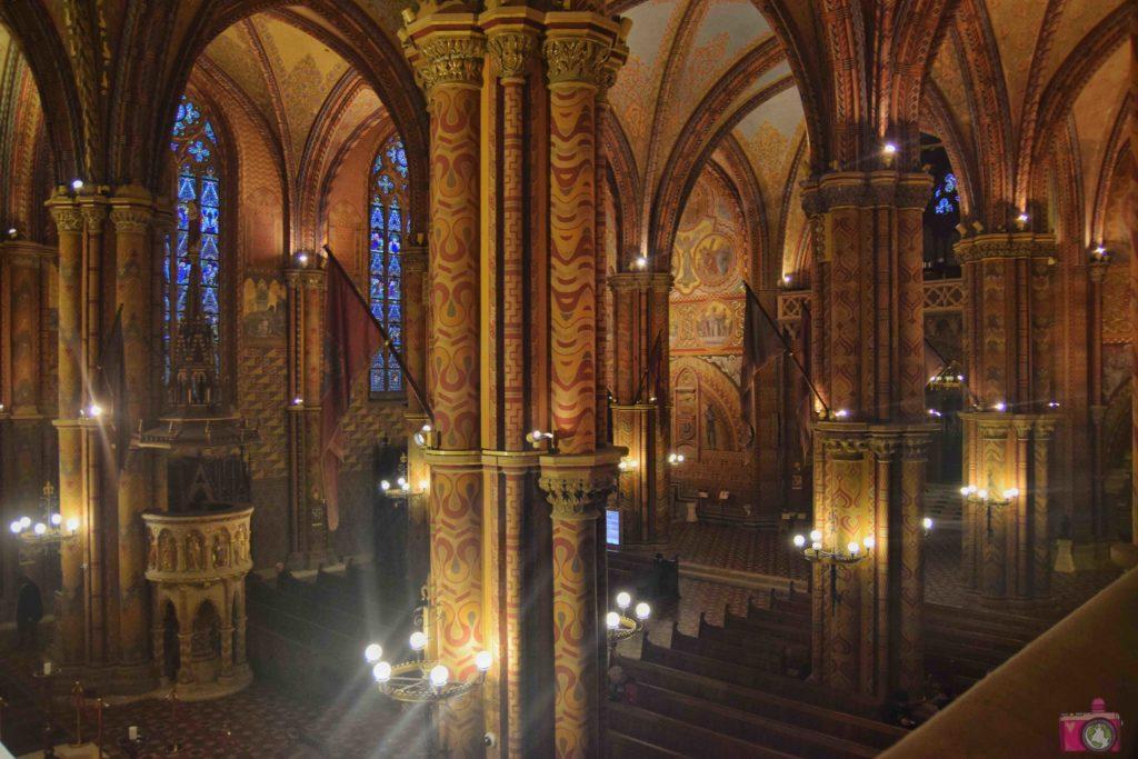 Cosa vedere a Budapest Chiesa di Mattia