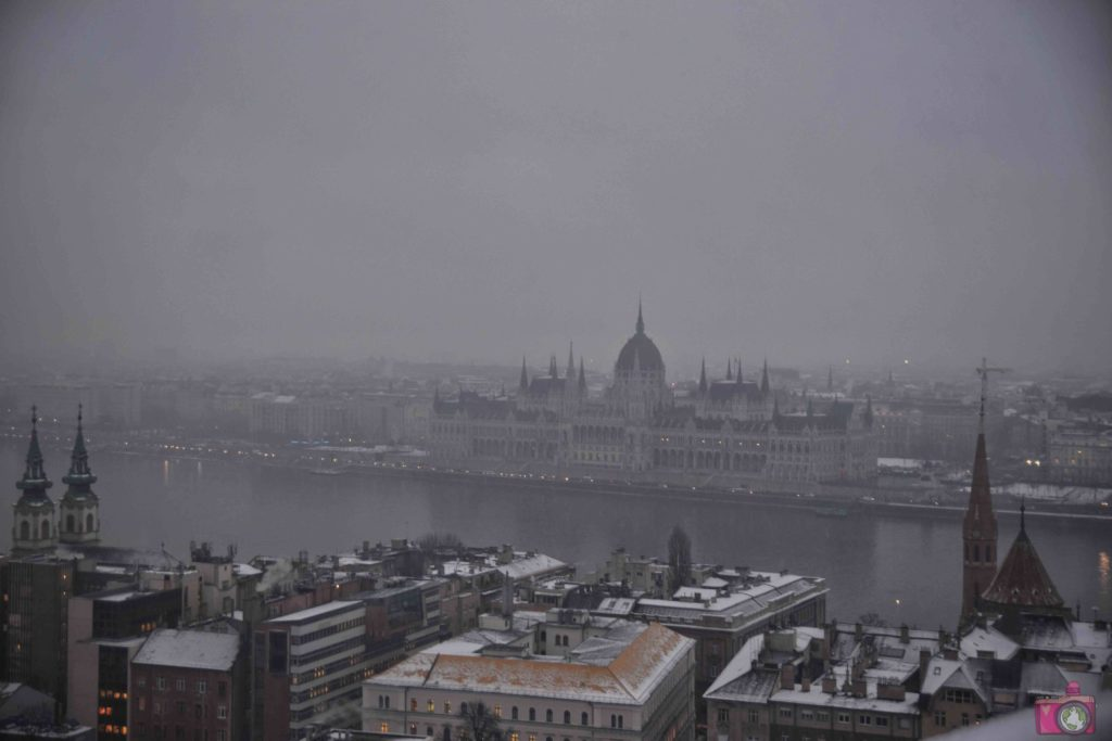 Cosa vedere a Budapest Bastione dei Pescatori