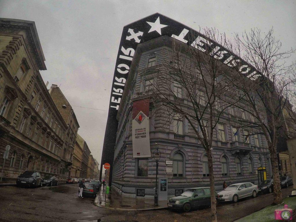 Cosa vedere a Budapest Casa del Terrore