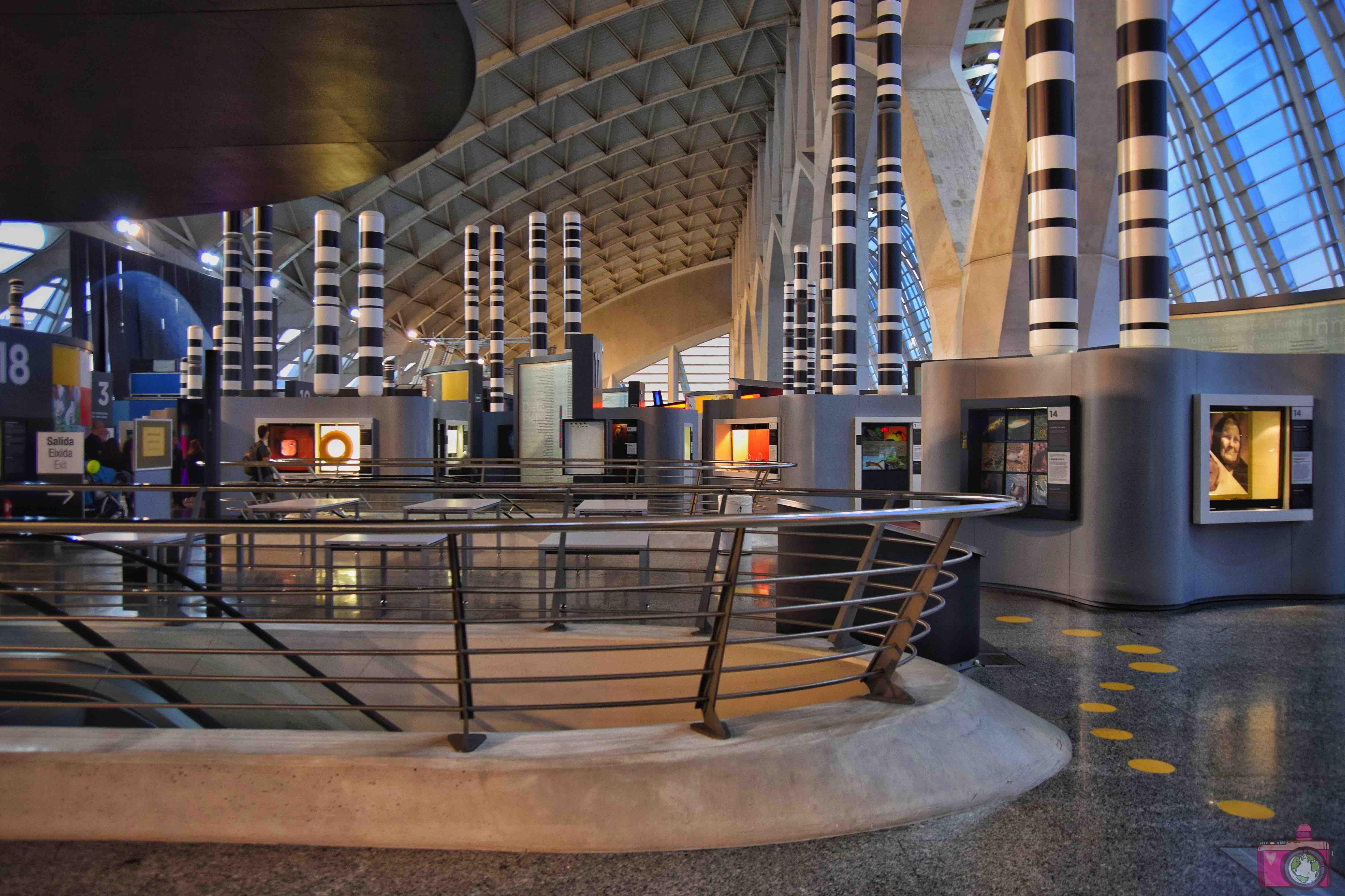Città delle Arti e delle Scienze Museo delle Scienze