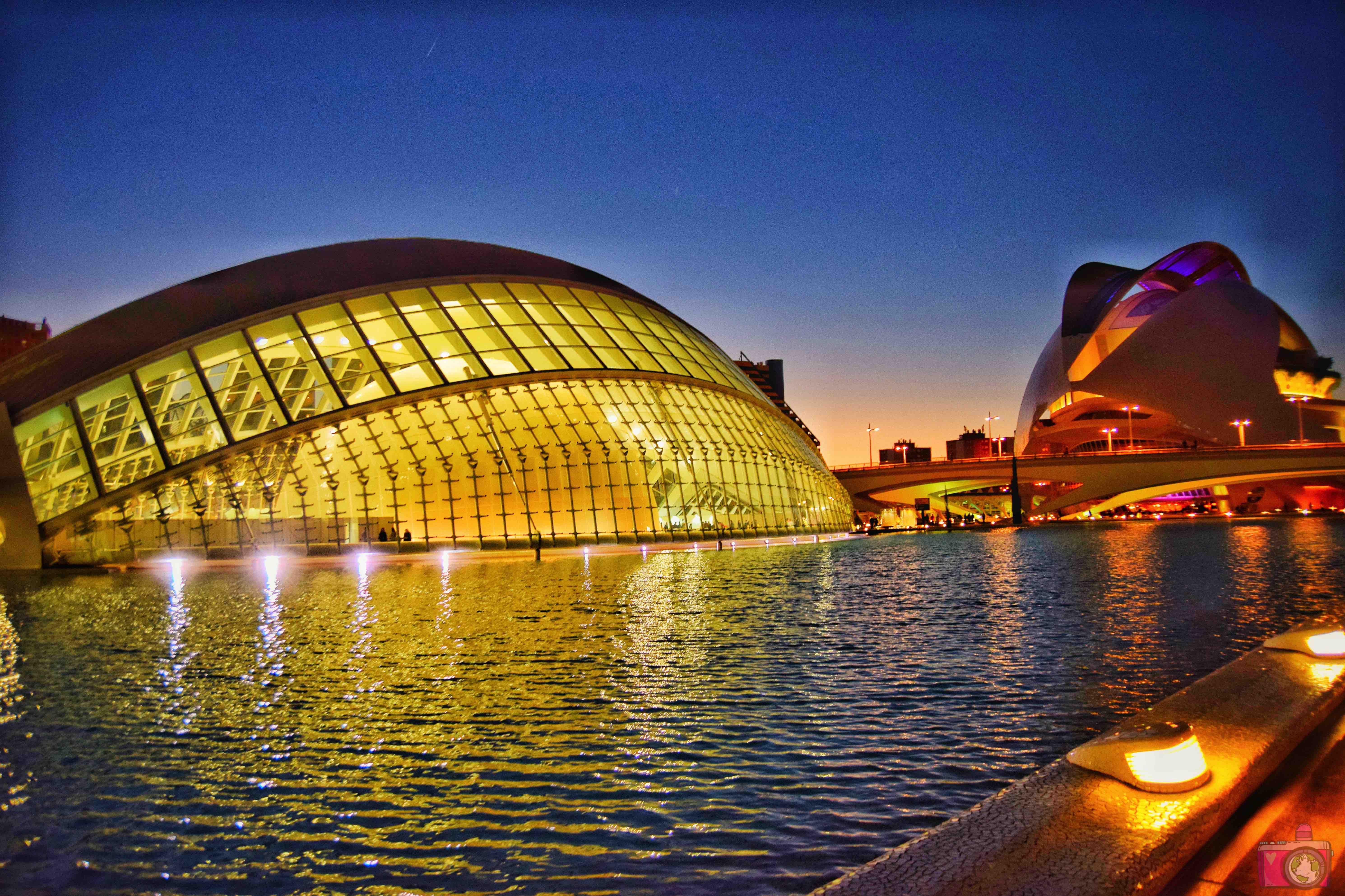 Visitare Valencia Città delle Arti e delle Scienze