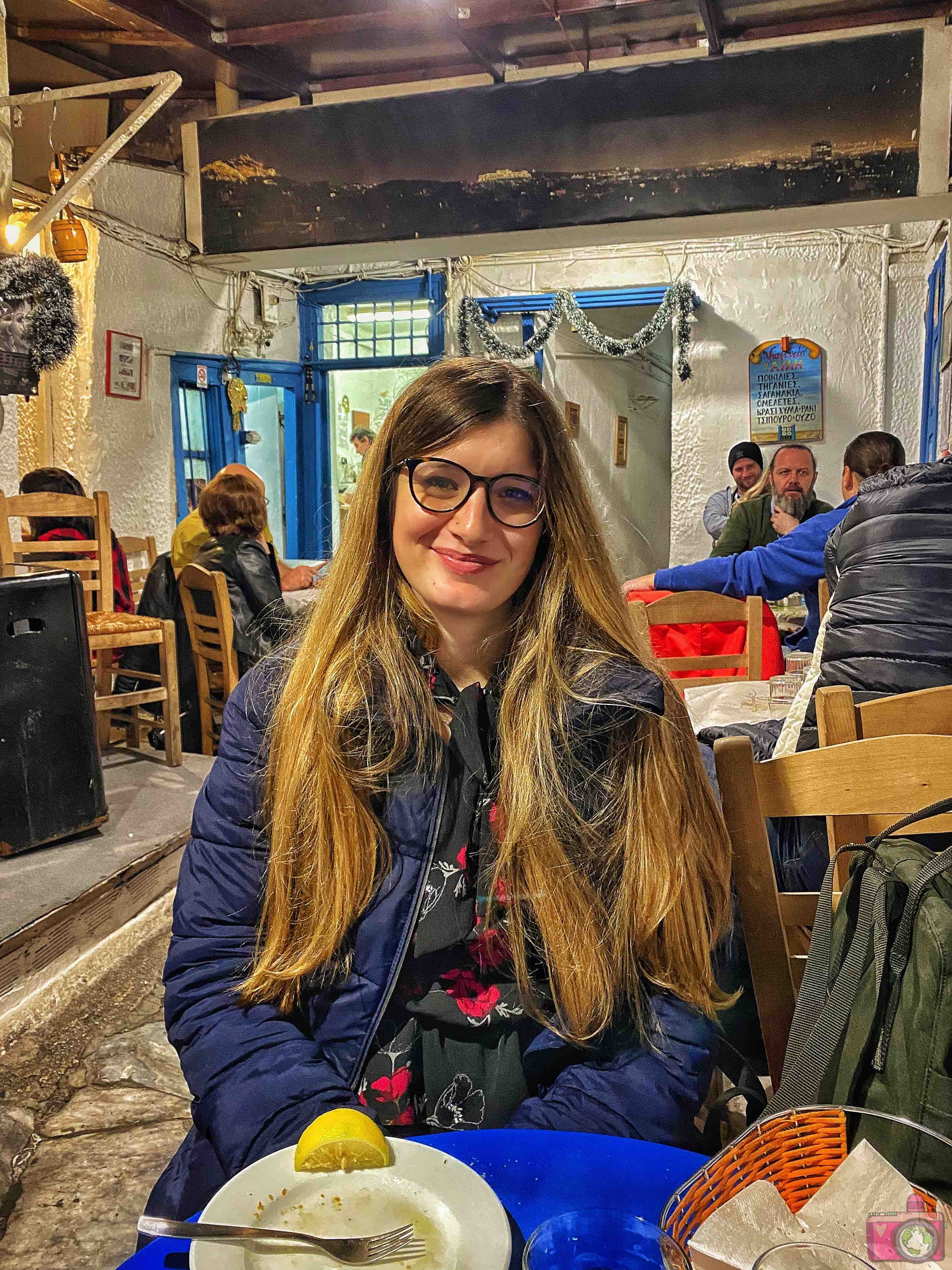 Dove mangiare ad Atene Avli