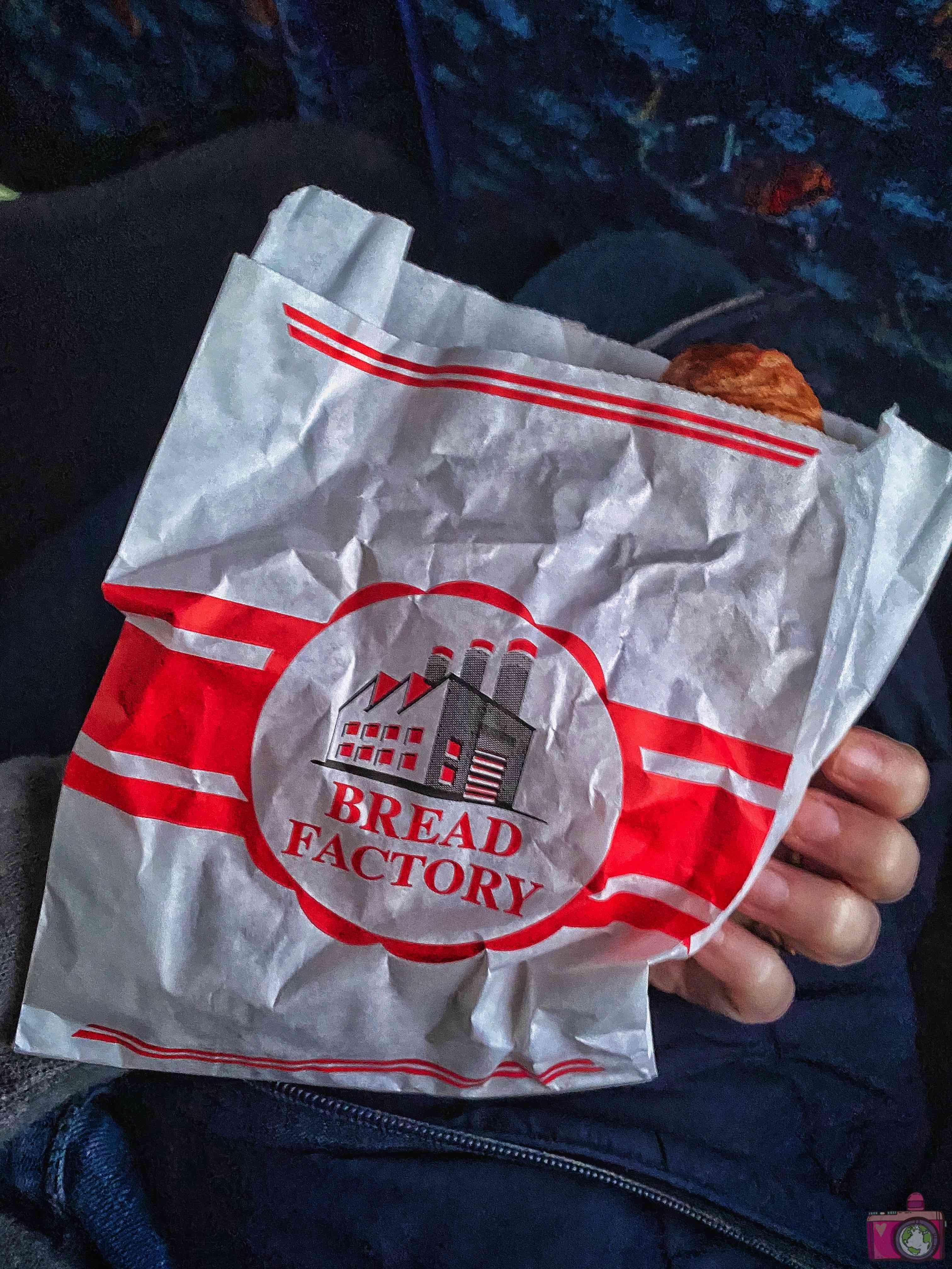 Dove mangiare ad Atene Bread Factory