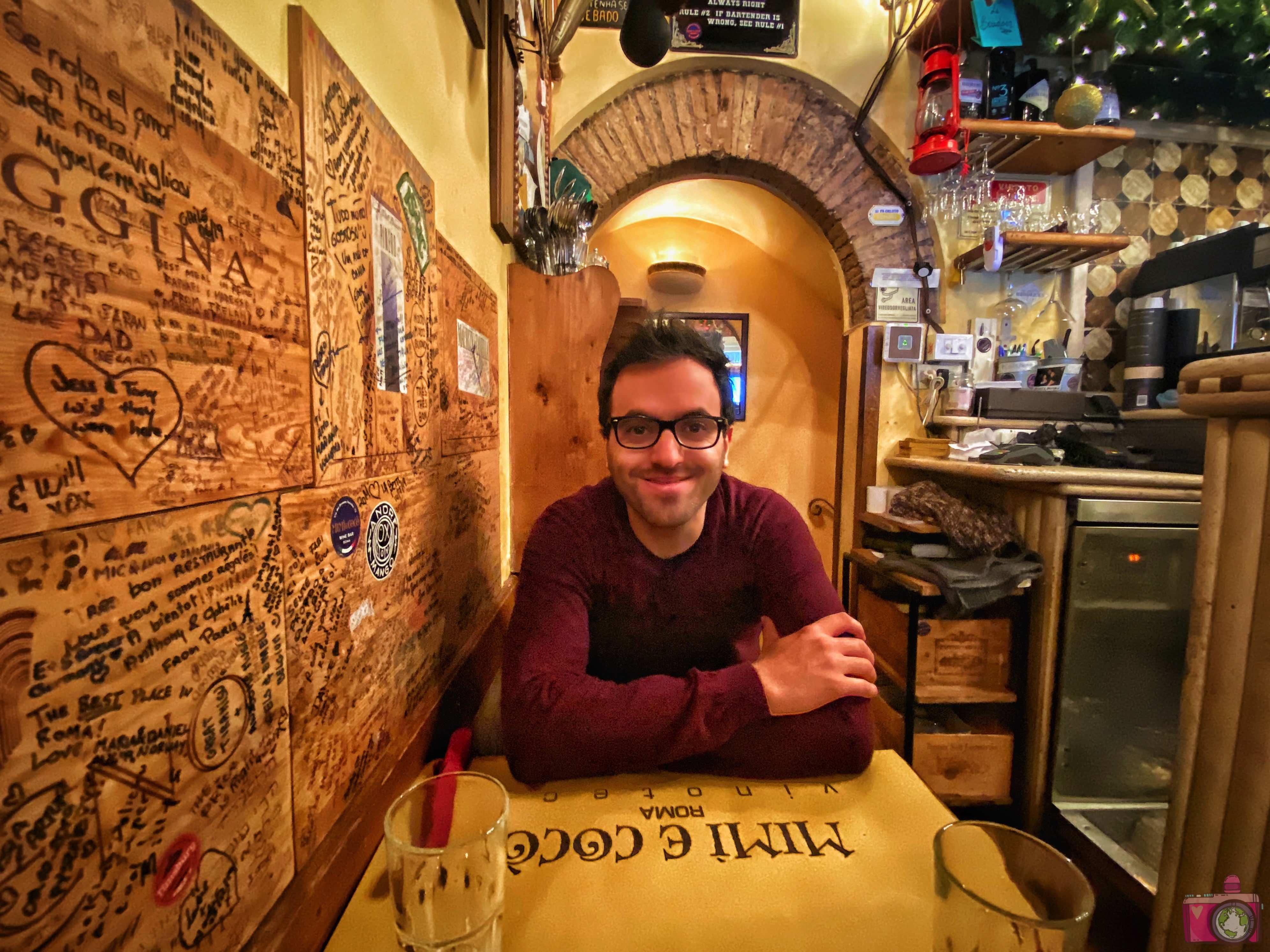 Dove mangiare a Roma Mimì e Cocò