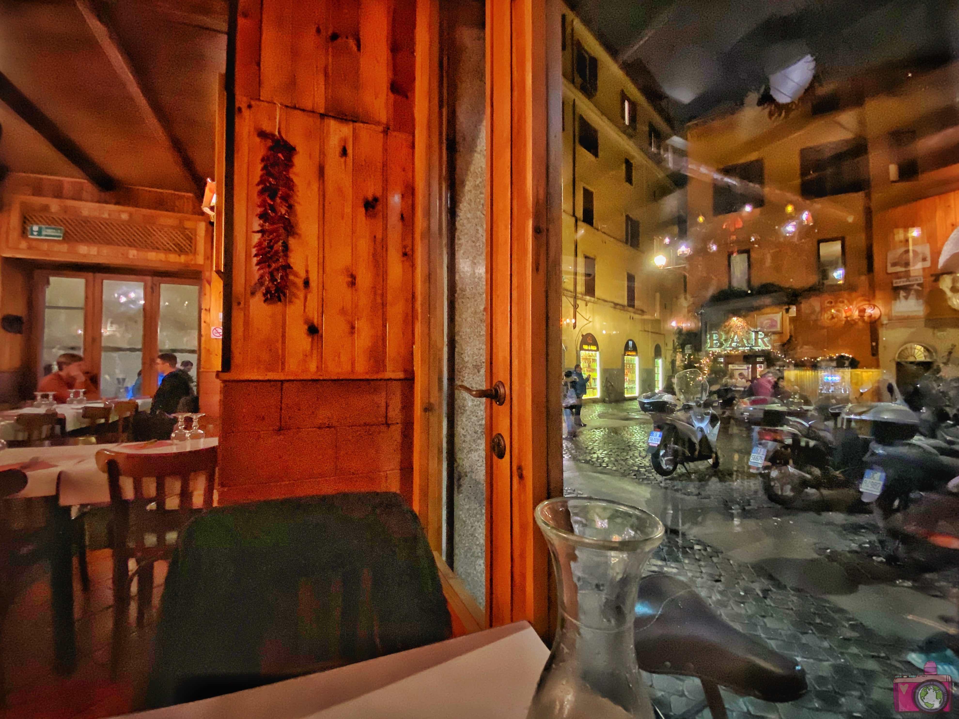 Dove mangiare a Roma Otello