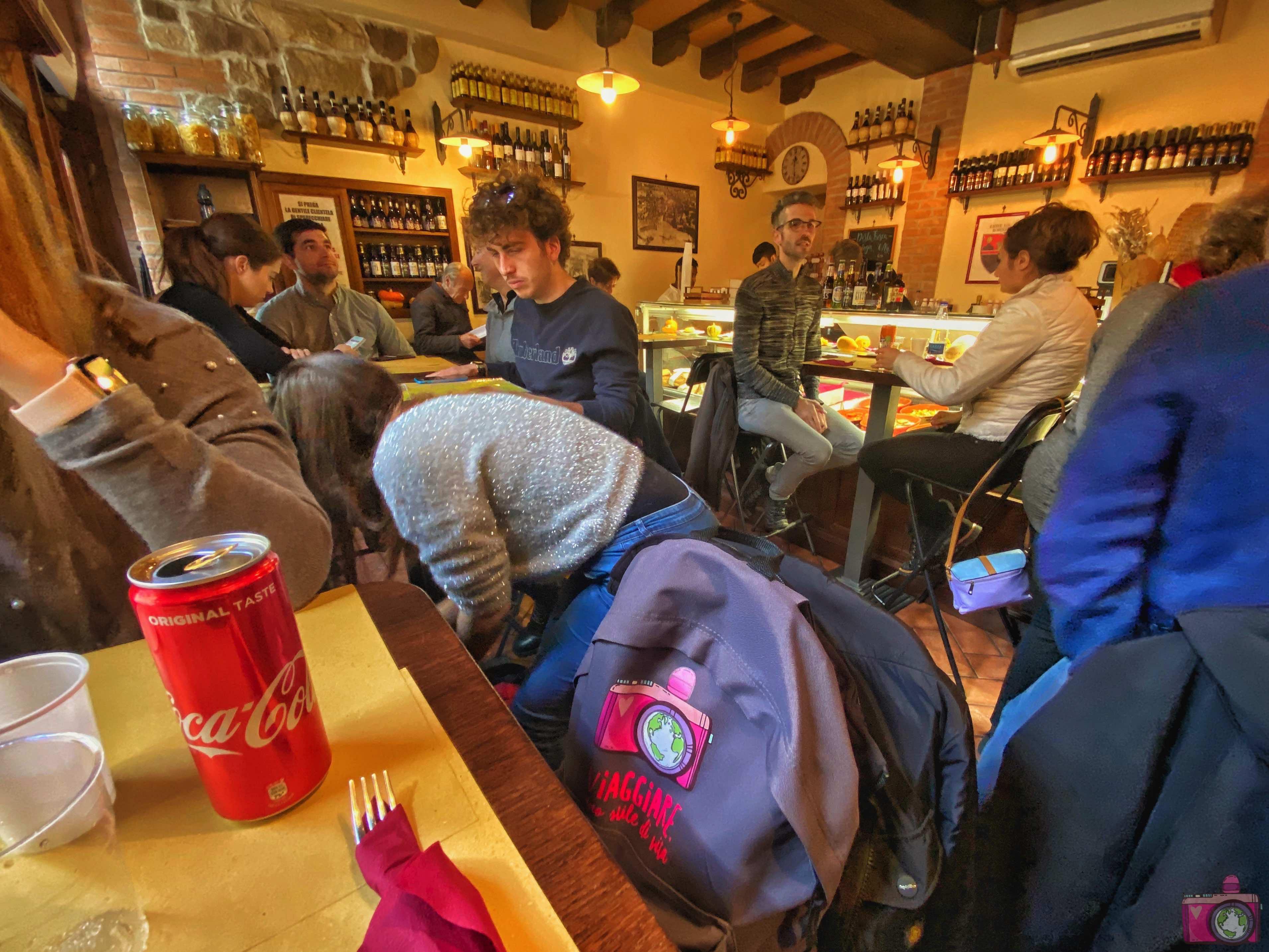 Dove mangiare a Roma Borghiciana