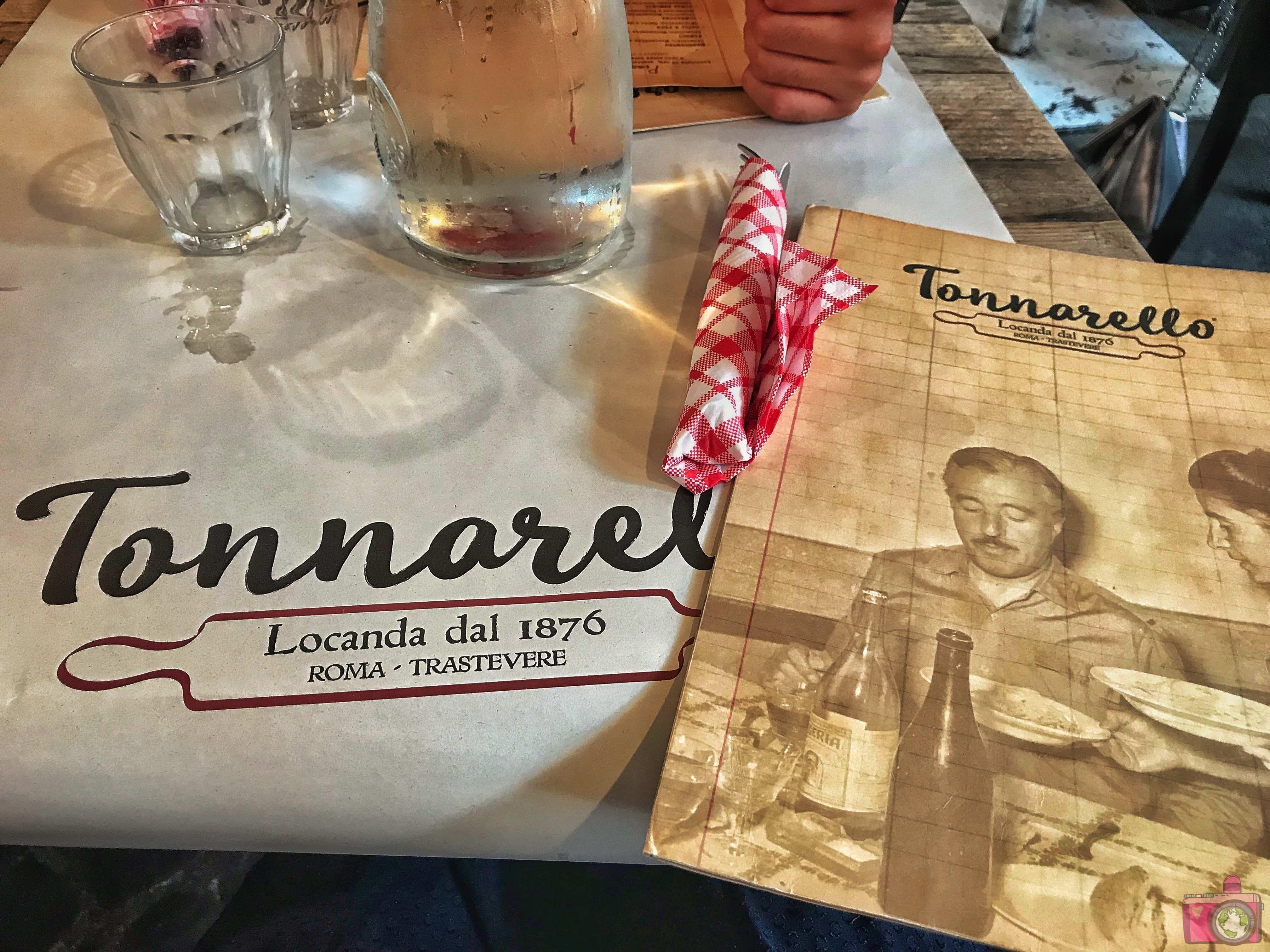 Dove mangiare a Roma Tonnarello