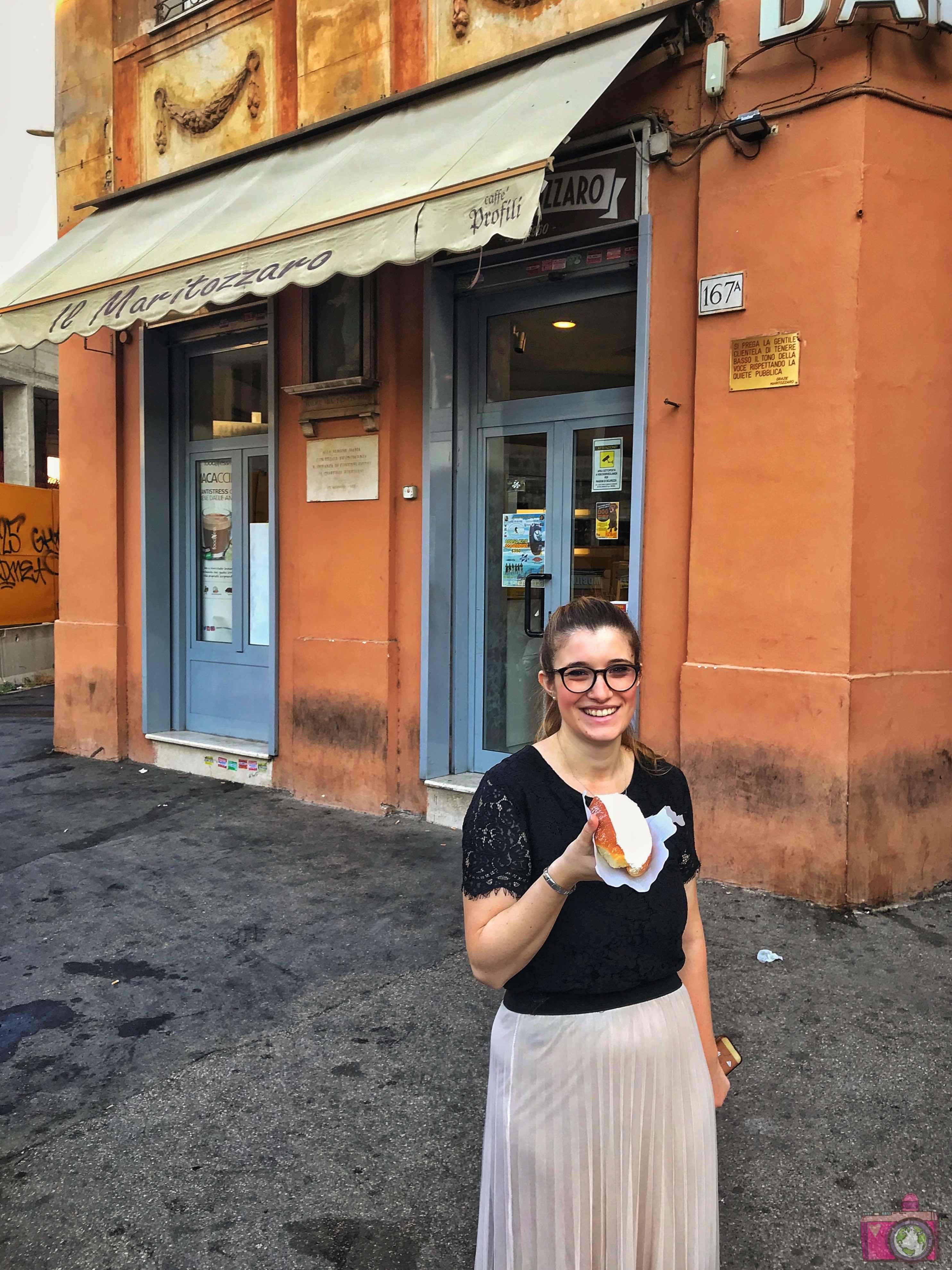 Dove mangiare a Roma Il Maritozzaro