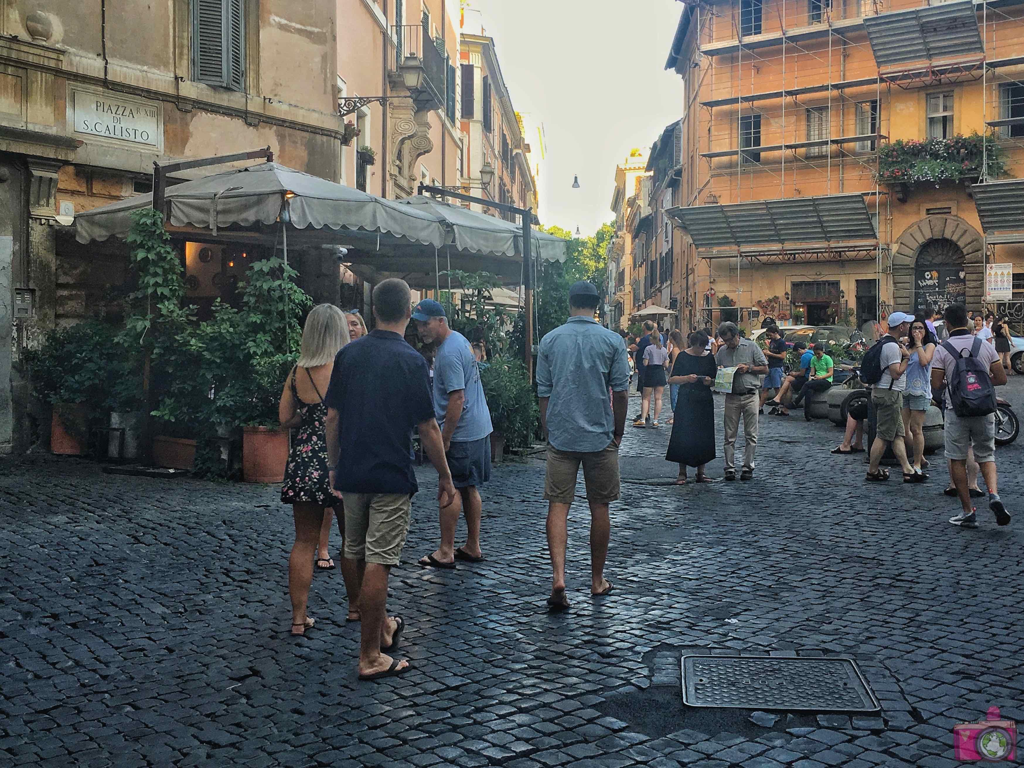 Dove mangiare a Roma Nannarella