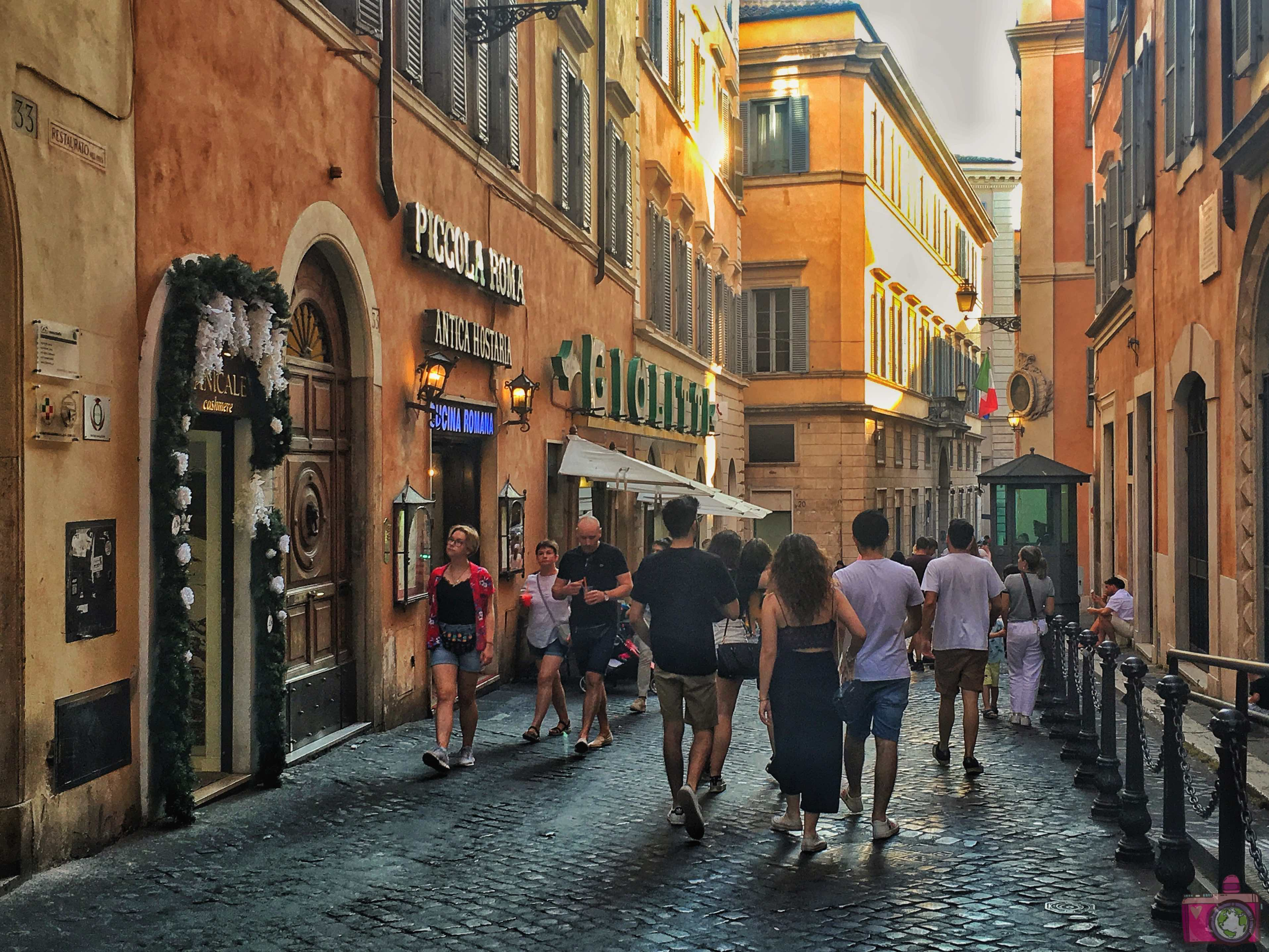 Dove mangiare a Roma Giolitti