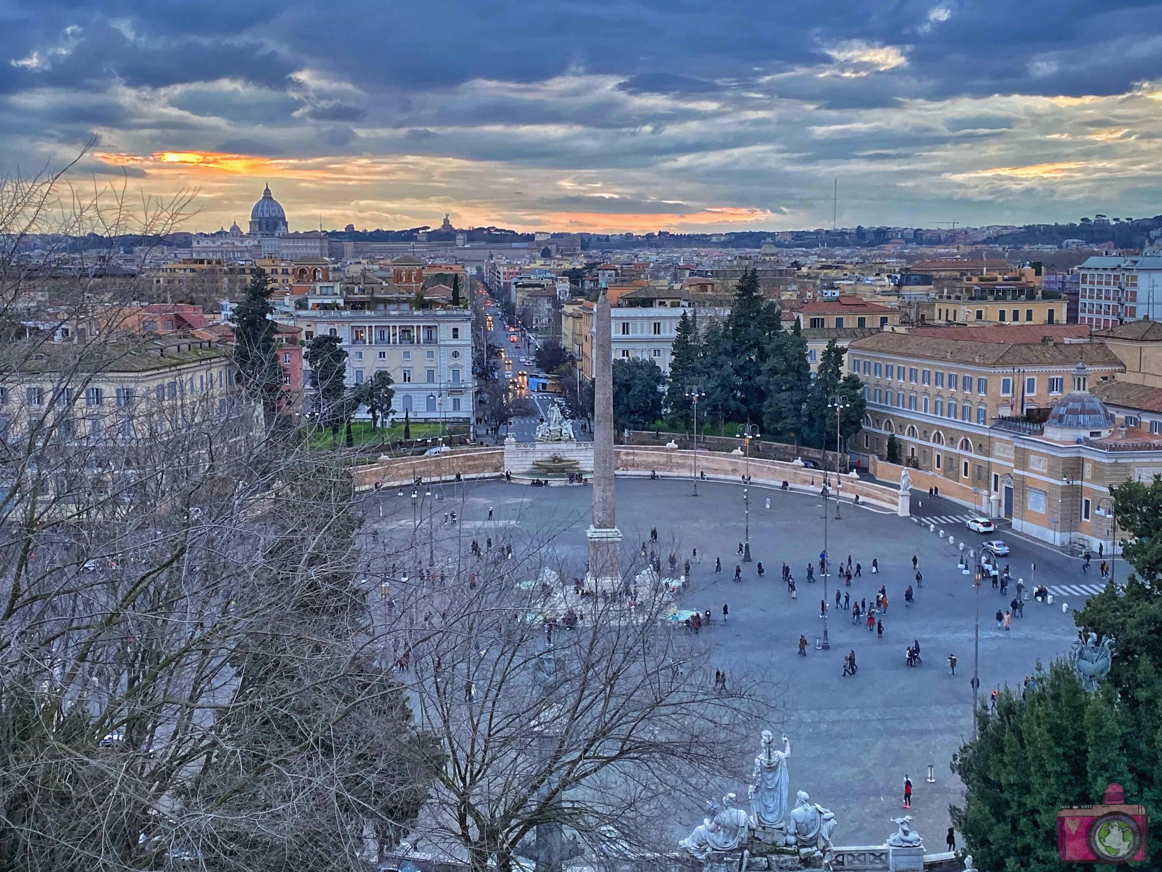 Cosa vedere a Roma Pincio