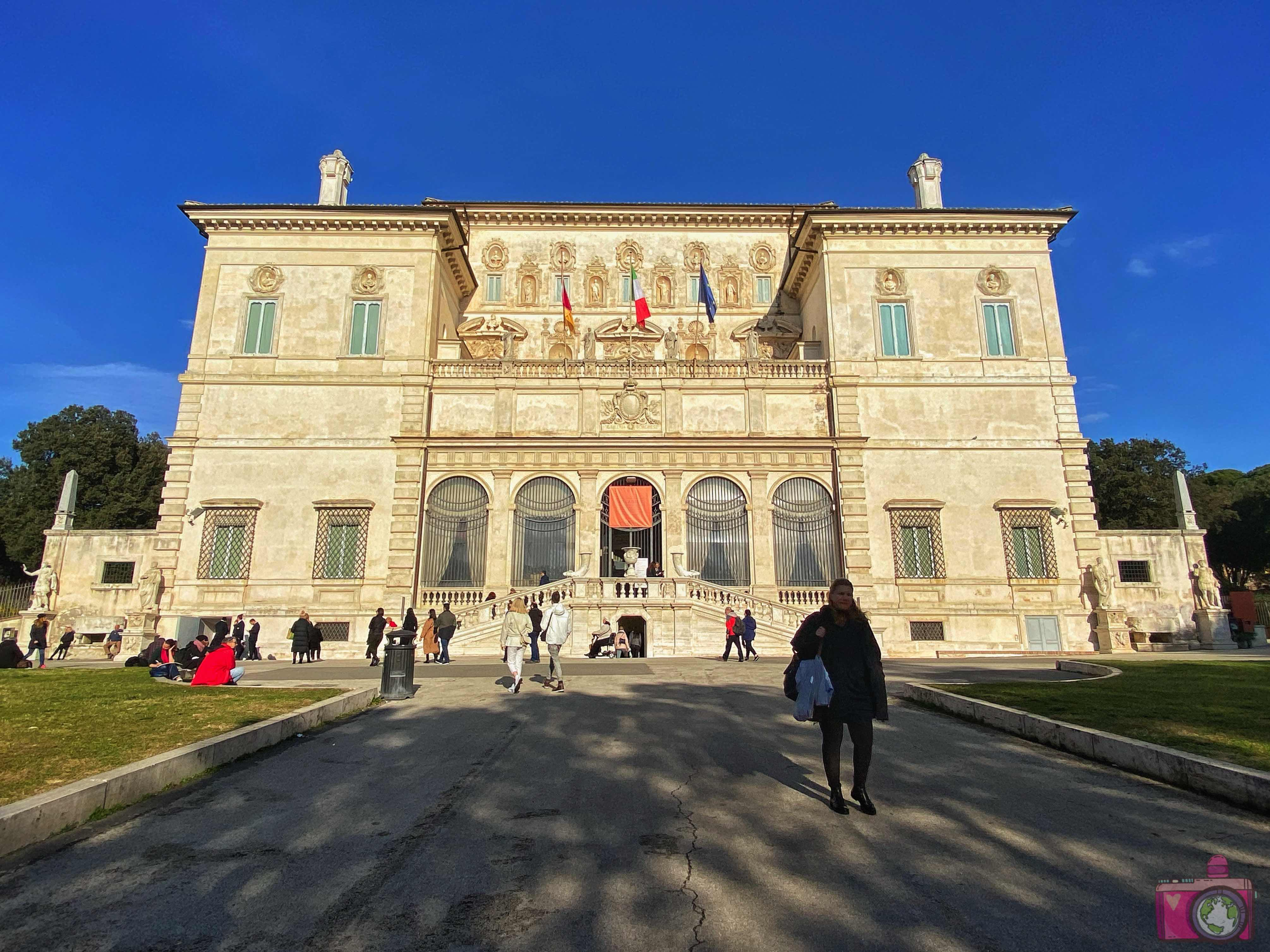 Cosa vedere a Roma Galleria Borghese