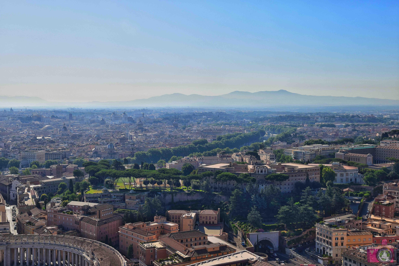Cosa vedere nella Città del Vaticano Cupola di San Pietro