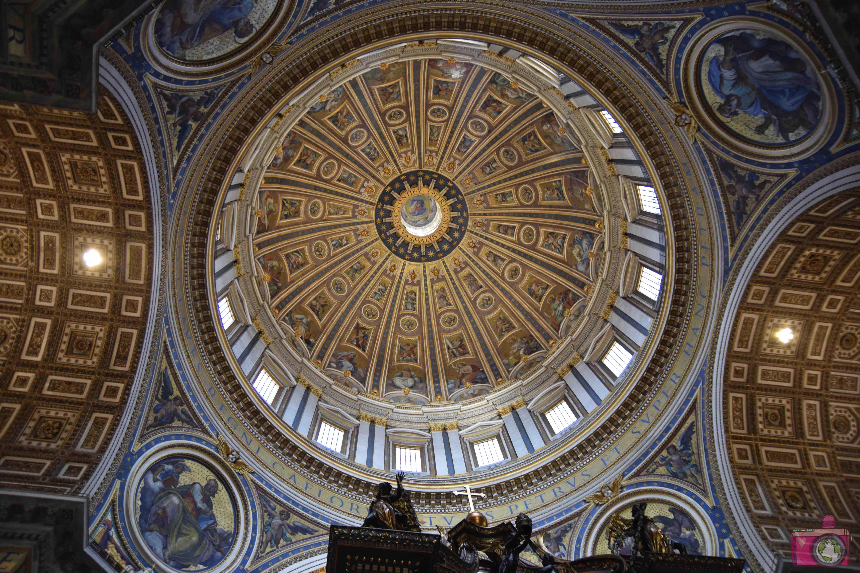 Cosa vedere nella Città del Vaticano Basilica di San Pietro