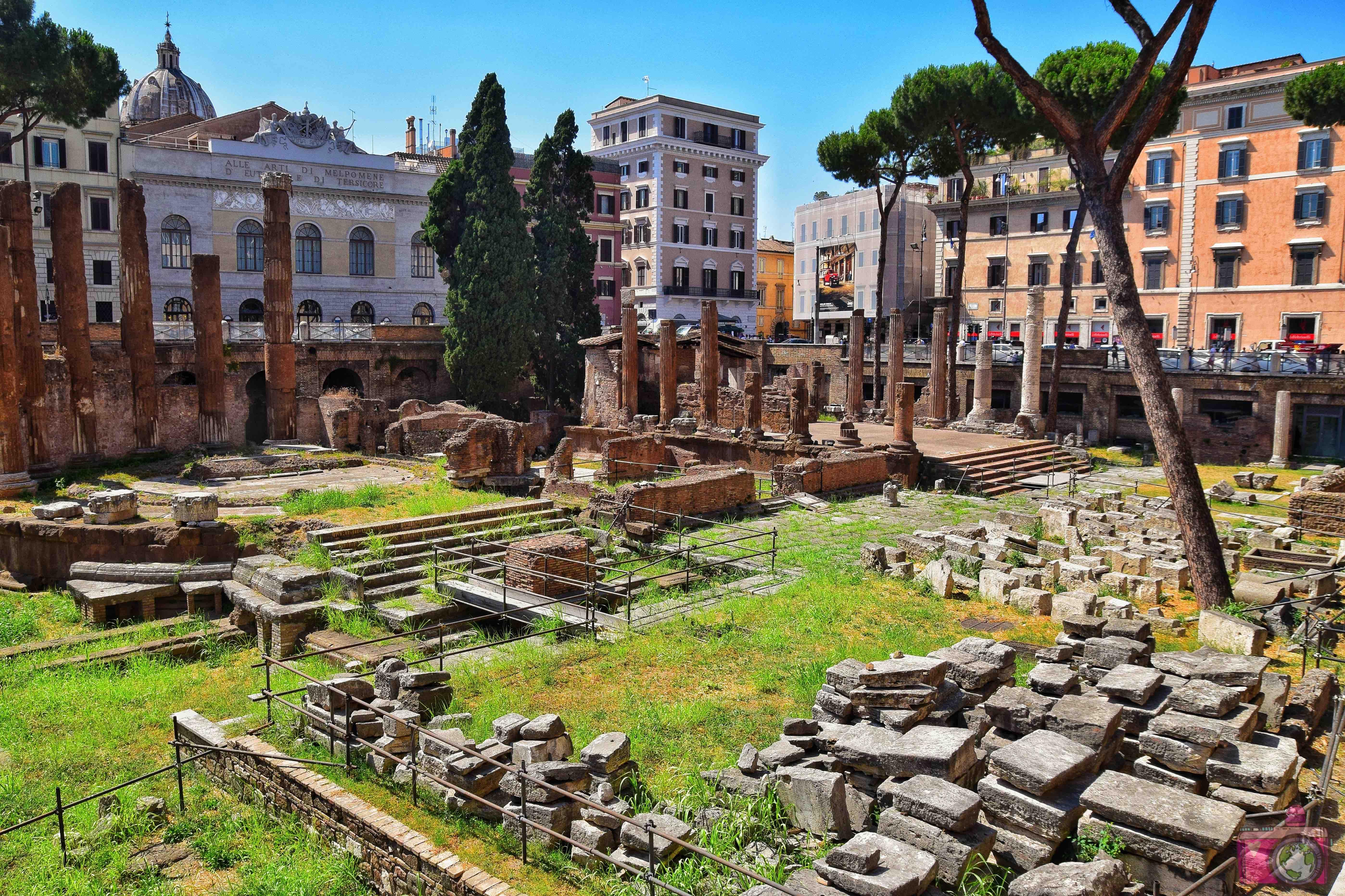 Cosa vedere a Roma Largo di Torre Argentina