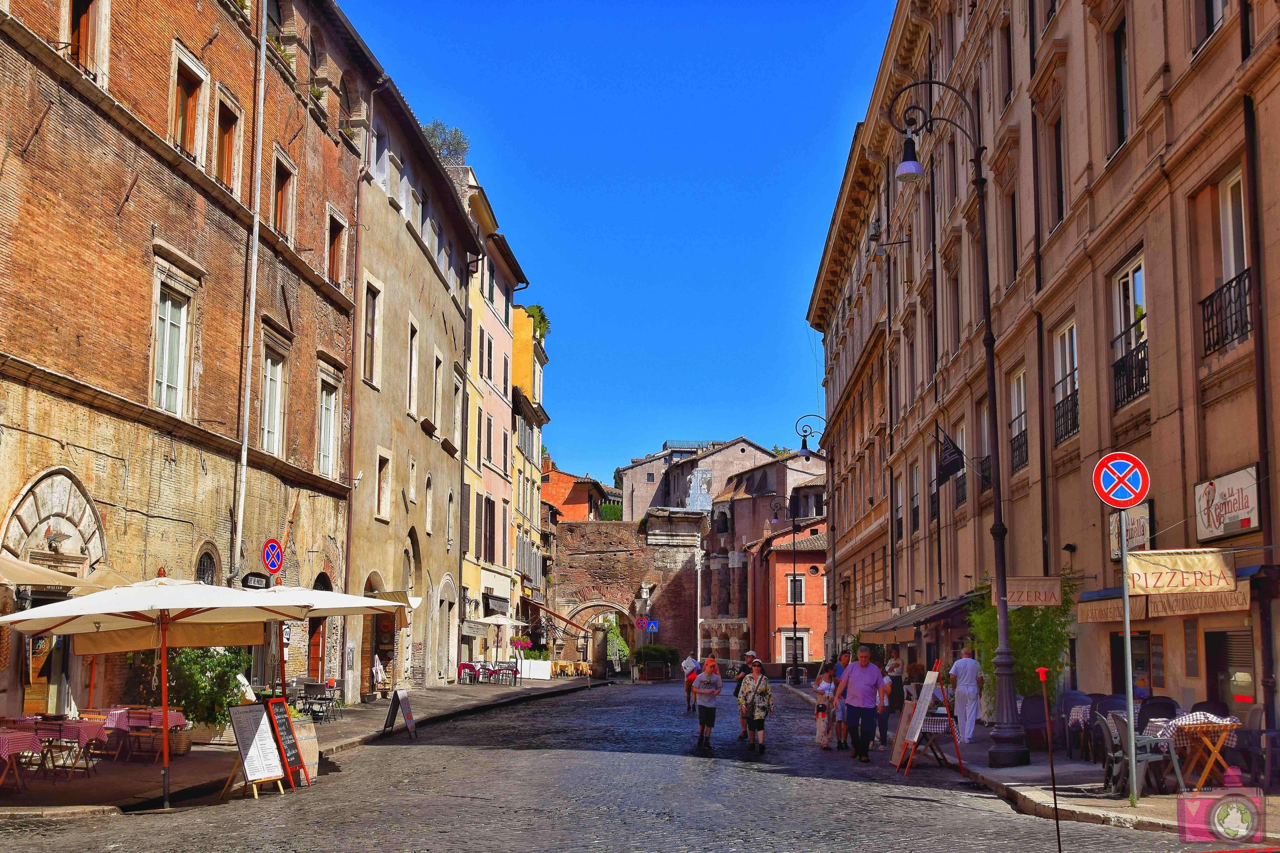 Cosa vedere a Roma Ghetto Ebraico